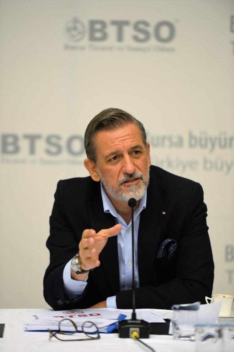 BTSO Başkanından Bursaspor'a destek açıklaması