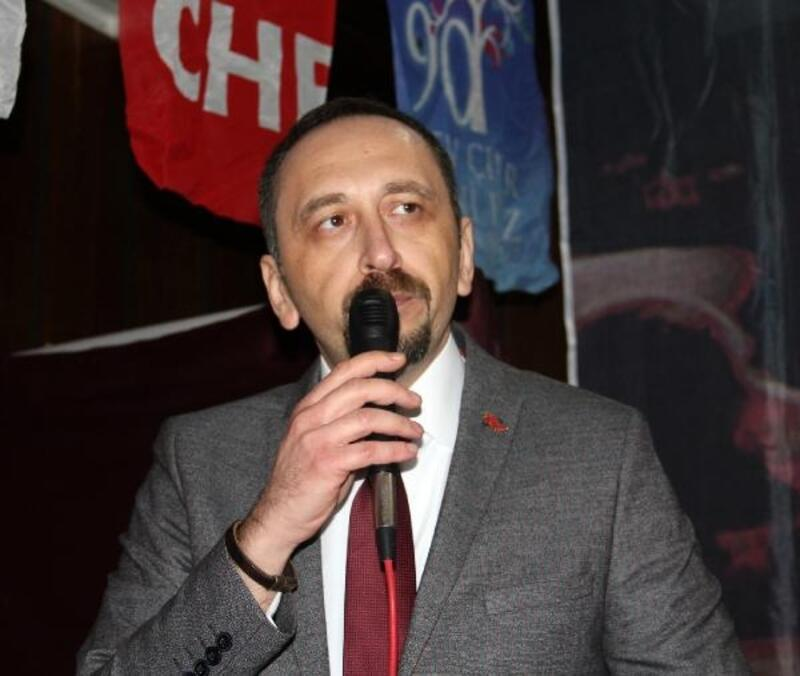 CHP Dinar'da seçim