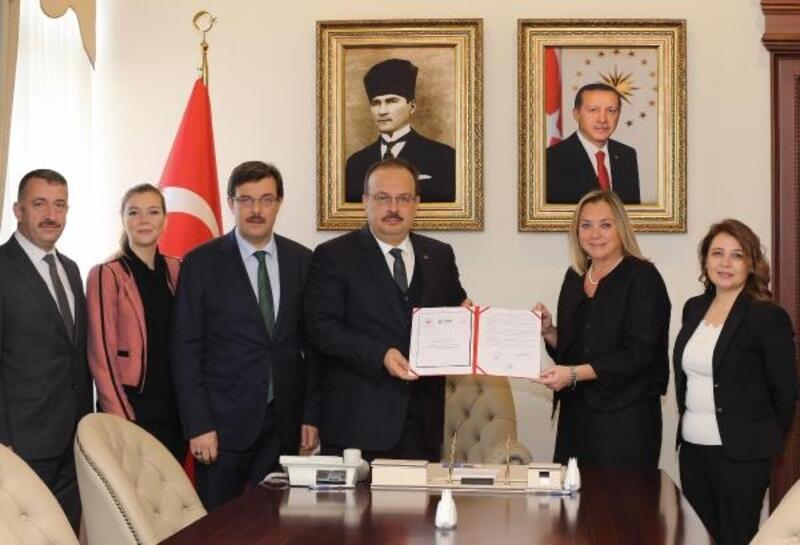 Bursa'da Eğitimcilerin Eğitimi (EĞİTEP) Projesi İş Birliği protokolü imzalandı