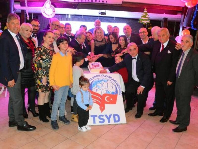 TSYD Ailesi 2020'ye 'merhaba' dedi