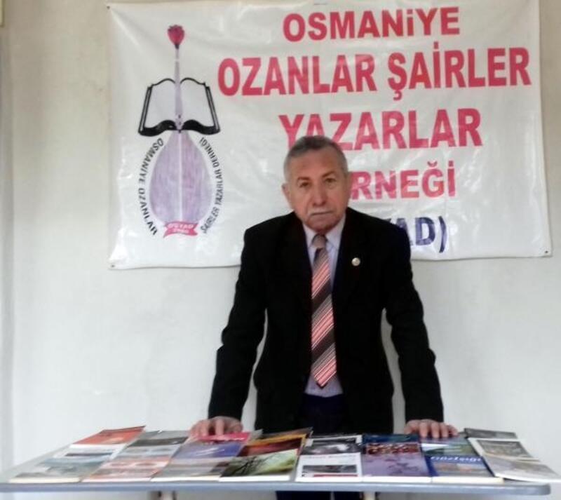 OŞYAD üyesi 41 yazar, eser sahibi oldu