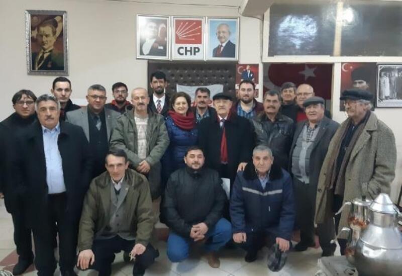CHP Çay'da seçim
