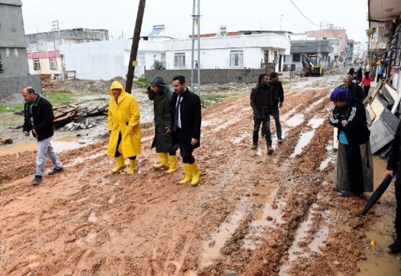 Seyhan Belediyesi, su baskınlarına karşı teyakkuz