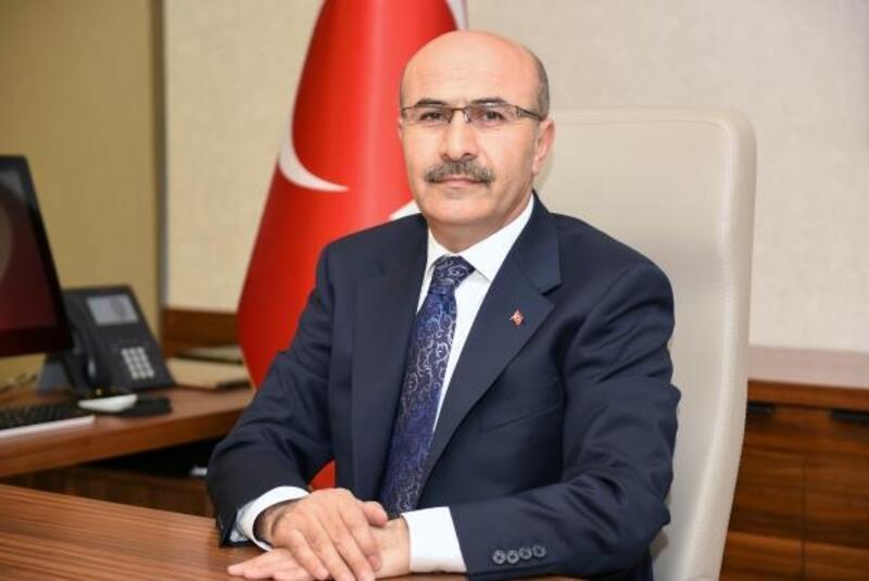 Vali Demirtaş'ın yeni yıl mesajı
