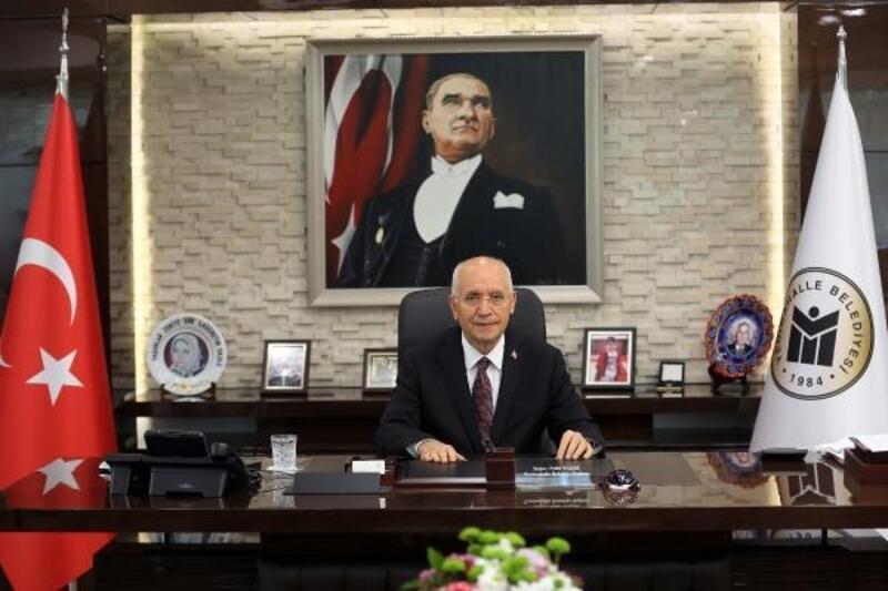 Başkan Yaşar'dan yeni yıl mesajı