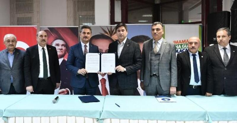 Mamak Belediyesi, Bem-Bir-Sen ile sözleşme imzaladı