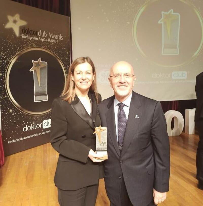 BUÜ Öğretim Görevlisi Prof. Dr. Gülşah Çeçener'e bir ödül daha