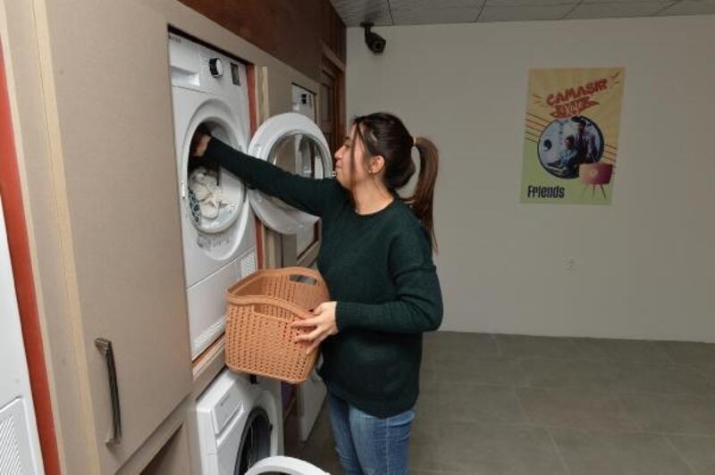 Çamaşır Kafe artık tüm hafta mesaide