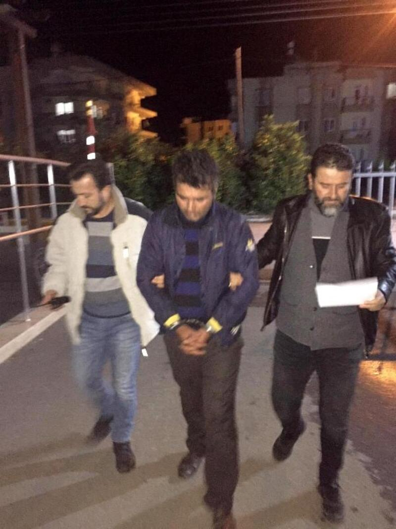 Yılbaşı eğlencesine giderken yakalanan firari tutuklandı