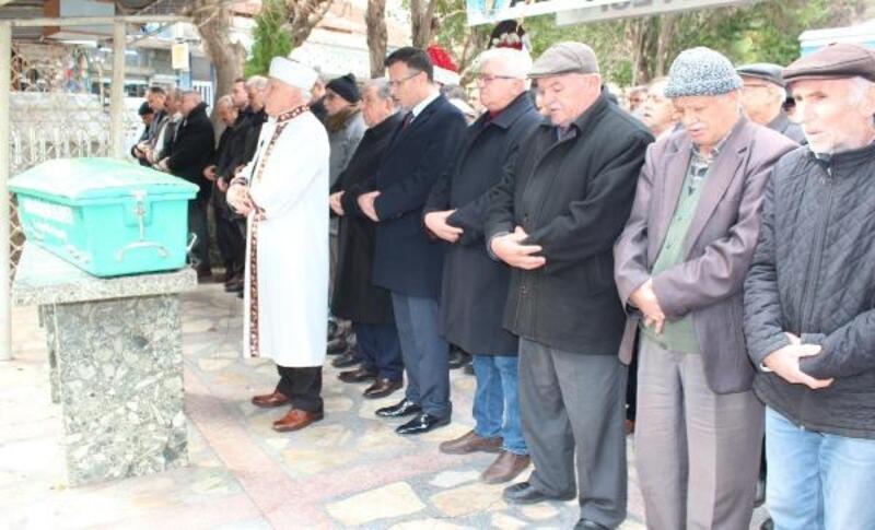 Alaşehir'in eski başkanlarından Galip Şahyar öldü, törenle son yolculuğuna uğurlandı