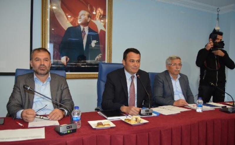 Kaş Belediye Meclisi yılın ilk toplantısını yaptı