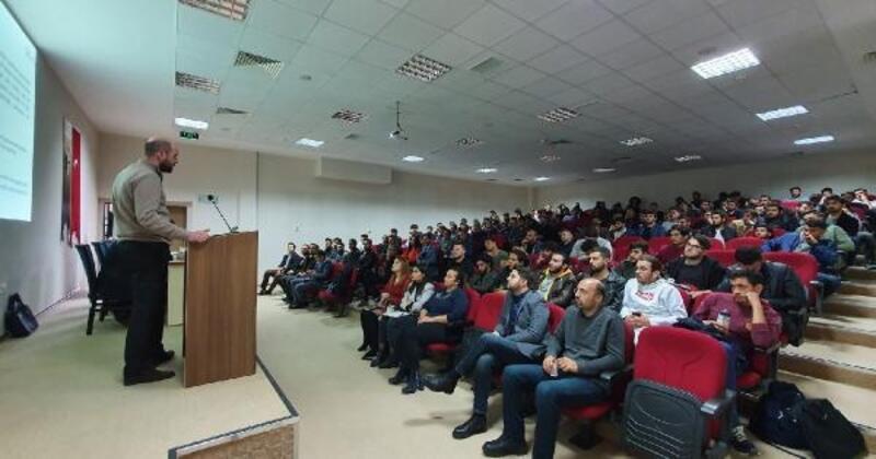 Üniversitede doğal gaz ve tesisatı semineri
