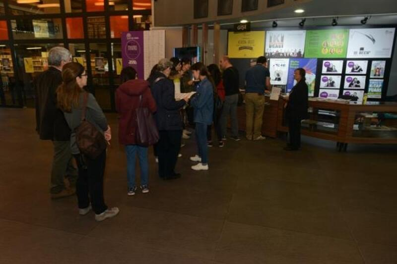 'Askıda bilet' uygulaması yoğun ilgi görüyor