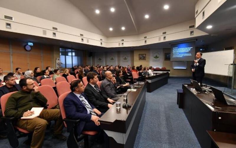 Osmangazi Belediyesi personele ihale mevzuatı eğitimi