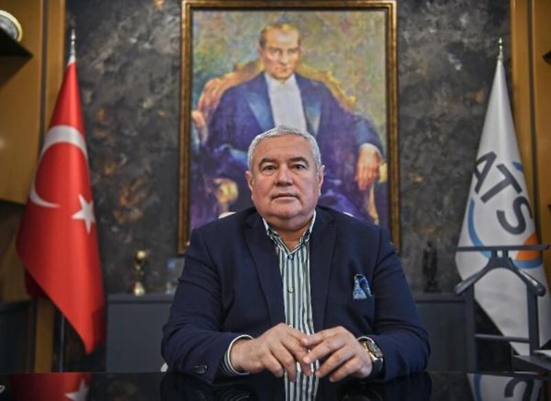 ATSO Başkanı Çetin'den aralık enflasyonu değerlendirmesi