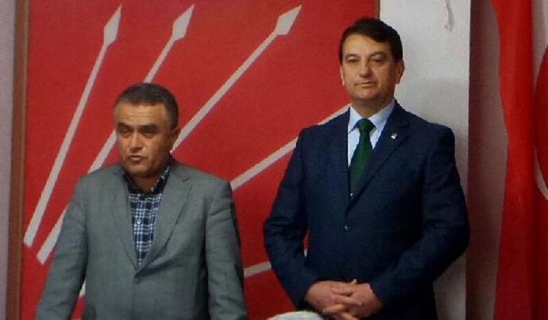 Emekli paşa CHP'nin ilçe başkanı oldu