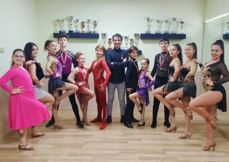 Yılın ilk ulusal dans yarışması Antalya'da