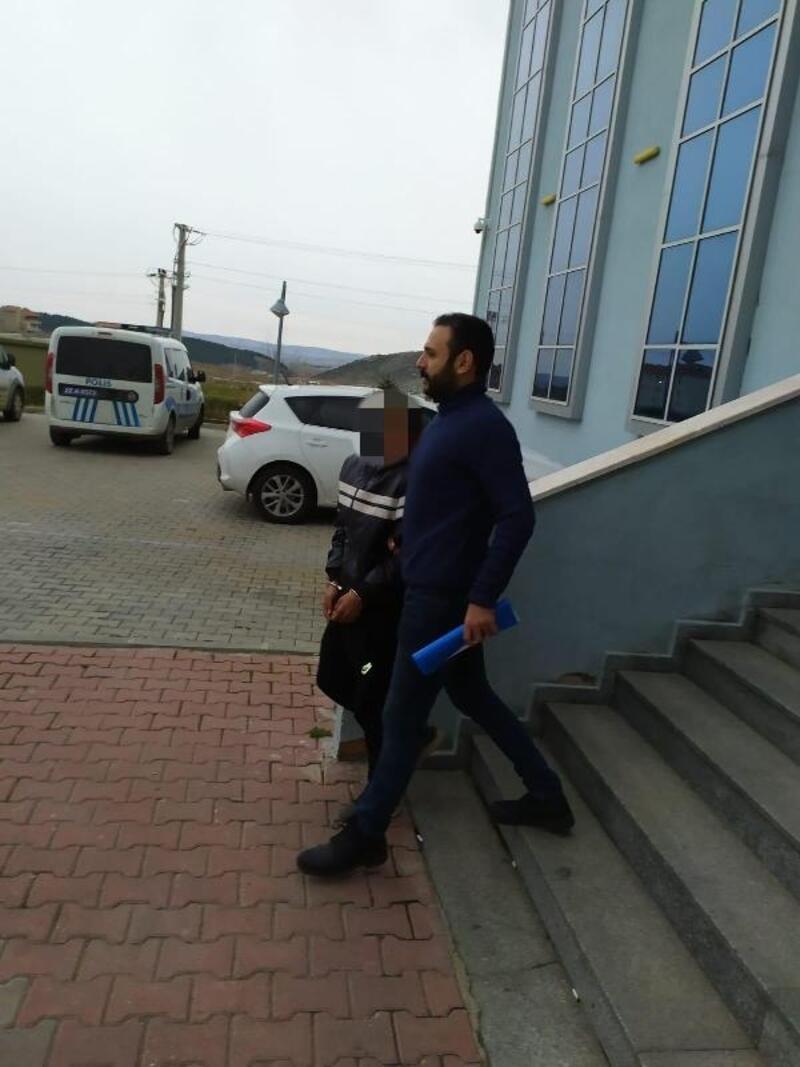 Keşan'da 7 ayrı suçtan aranan şüpheli tutuklandı