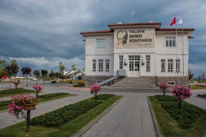Yalova Kent Müzesini 2019 yılında 28 bin 309 kişi ziyaret etti