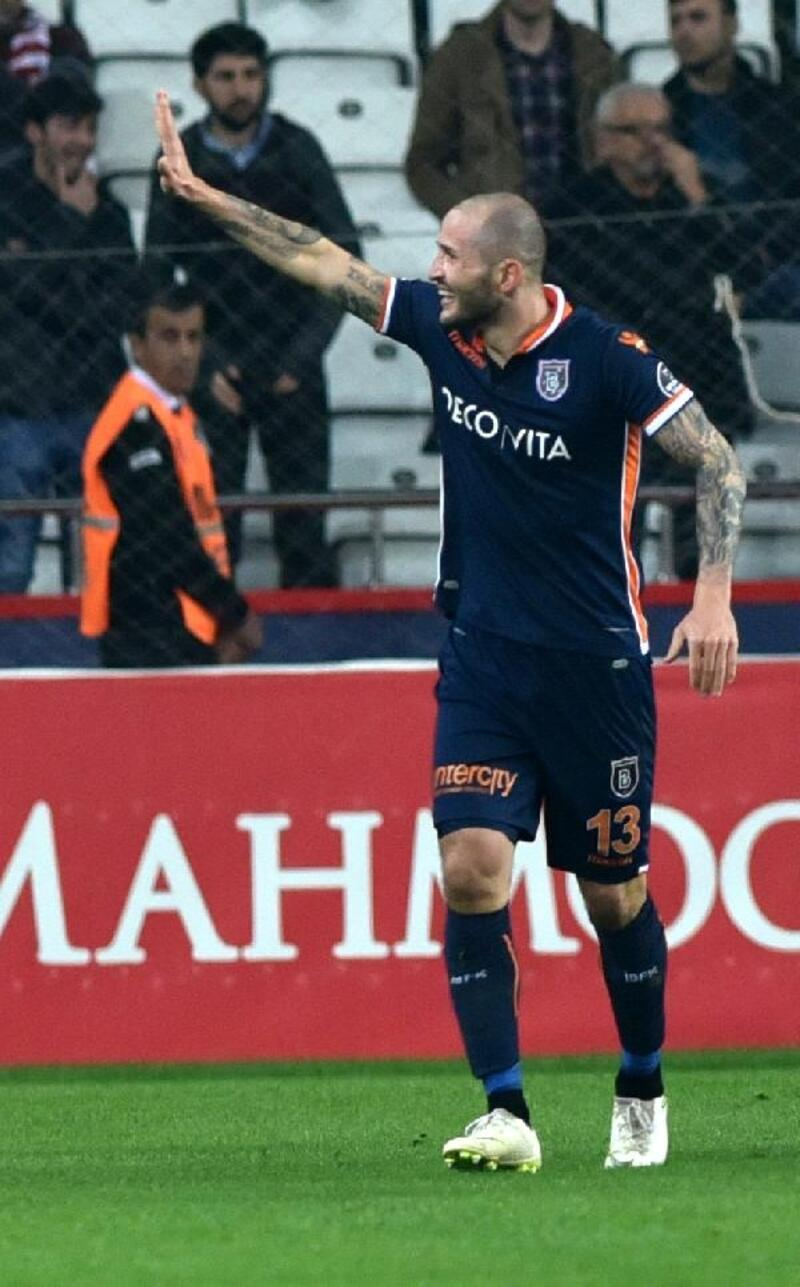 Kudryashov Antalyaspor'da