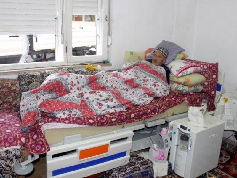 Büyükşehir'in hasta yatağı desteği