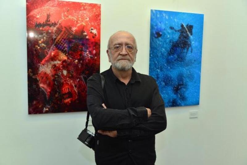 Orhan Cem Çetin'in fotoğraf sergisi açıldı