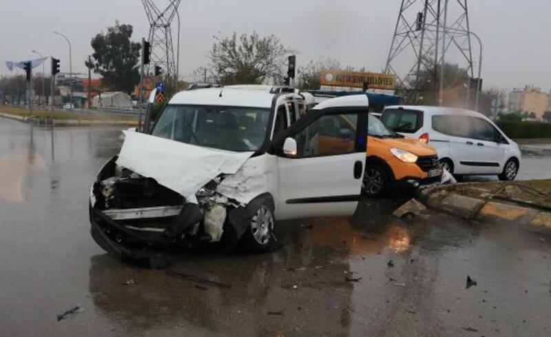 Adana'da trafik denetimleri
