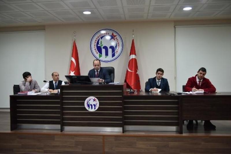 Mustafakemalpaşa Belediyesi tarafından düzenlenen ihale canlı yayınlandı