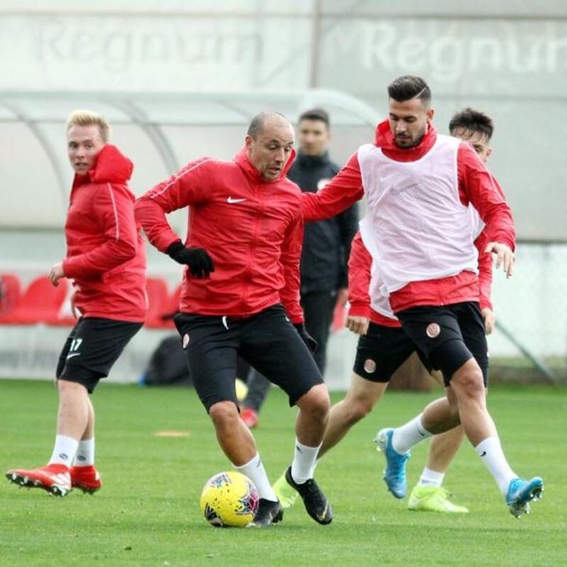 Antalyaspor'un 'gol' sorunu