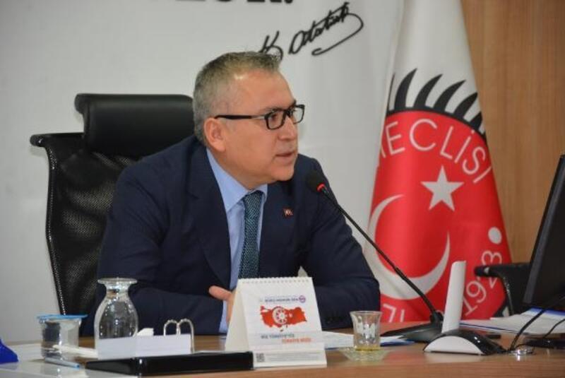 Vali Şimşek, Niğde KÖYDES projelerinde birinci oldu
