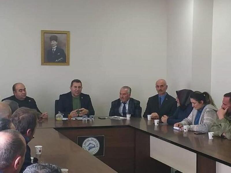 İmranlı'da kış acil eylem planı toplantısı
