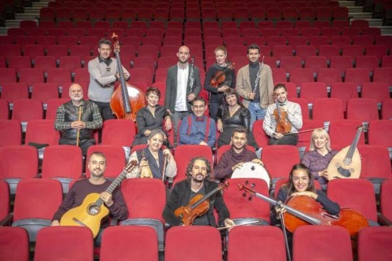 Antalya DOB'dan Barok konseri