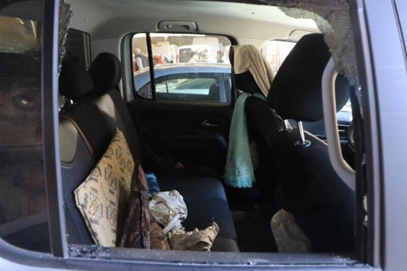 Aracının camını kırıp, tarla parası 450 bin lirayı aldılar