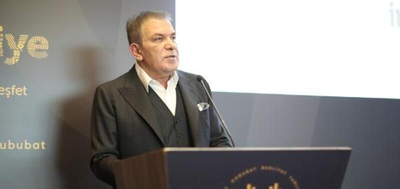 İHBİR Başkanı Haluk Okutur: 2023 yılındaki ihracat hedefimiz 13,7 milyar dolar