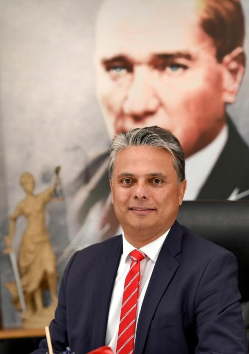 Başkan Uysal'dan 10 Ocak mesajı