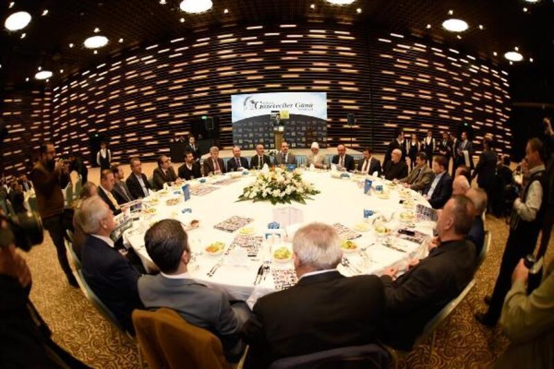 Konya Büyükşehir, basın mensuplarını buluşturdu