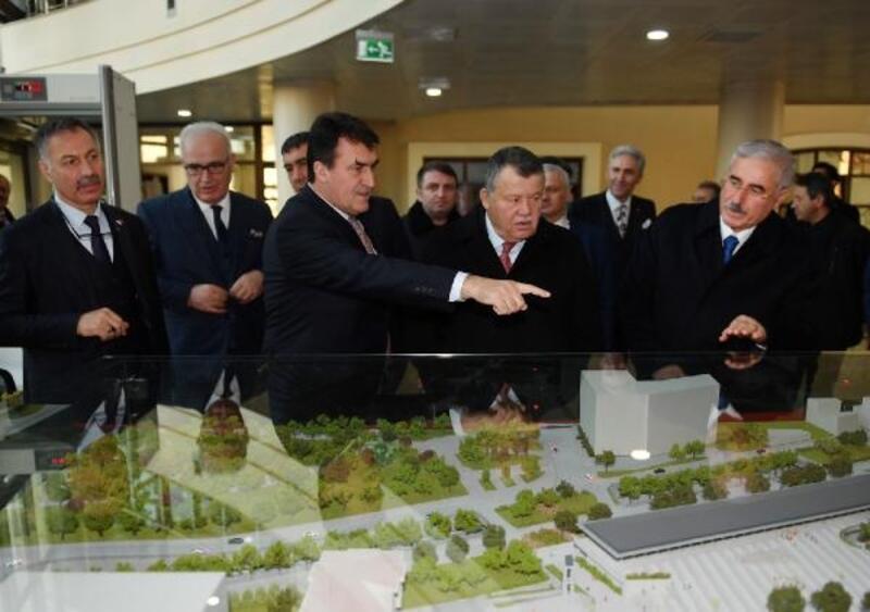 Osmangazi Belediye Başkanı Dündar, Yargıtay Başkanı Cirit'i ağırladı