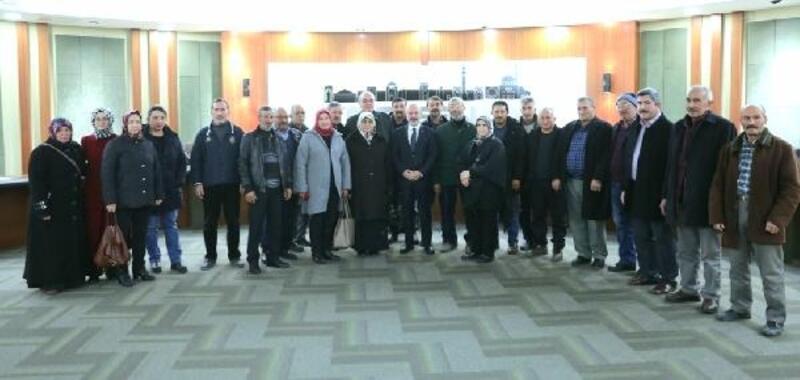 KAPTAR'dan Kocasinan Belediyesine ziyaret