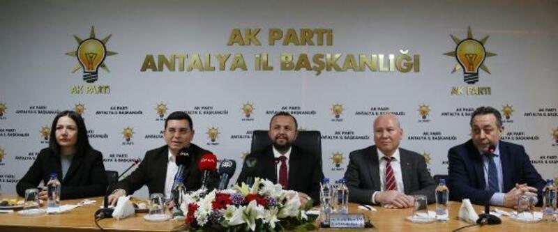 AK Partili Taş, Başkan Uysal'a sert çıktı