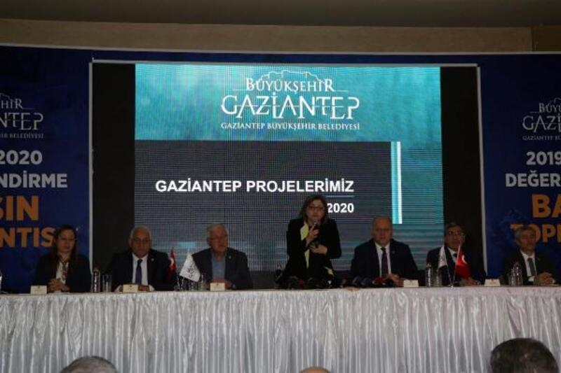 Fatma Şahin: Gaziantep'te 2020'nin her ayında uluslararası etkinlik yapılacak