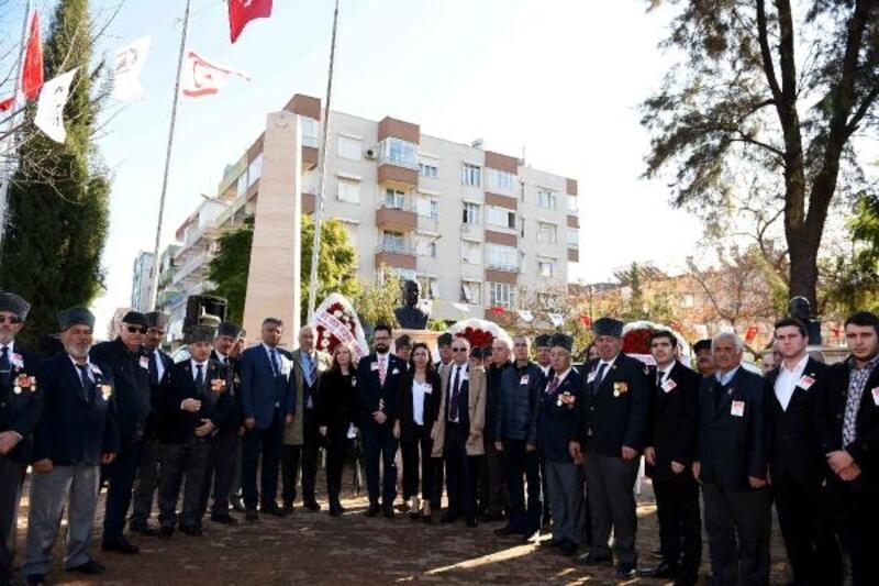 Rauf Denktaş Muratpaşa'da anıldı