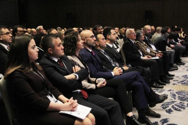 İnşaat ve Konut Konferansı Türk inşaat sektörünü bir araya getirdi