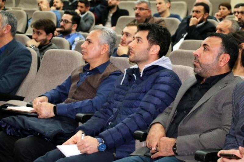 Çerkezköy TSO'dan müteahhitlere seminer