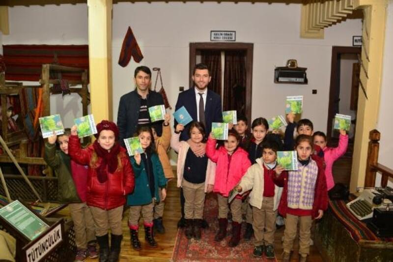 Erbaa Belediyesi Kent Müzesine yoğun ilgi