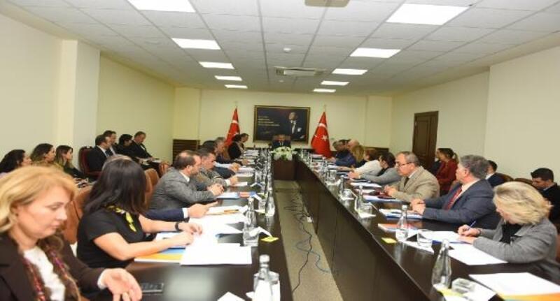 'Kadına Yönelik Şiddetle Mücadele ve Koordinasyon Toplantısı' gerçekleştirildi