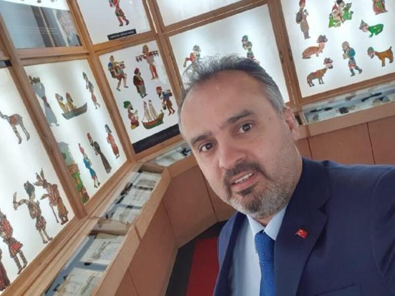 Başkan Aktaş, 'Müzede Selfie Günü' etkinliğine katıldı