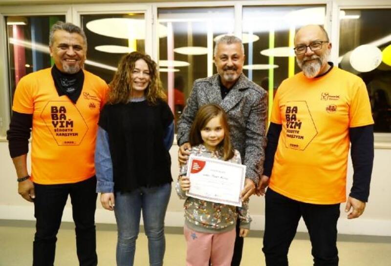 Manavgat'ta baba destek programı