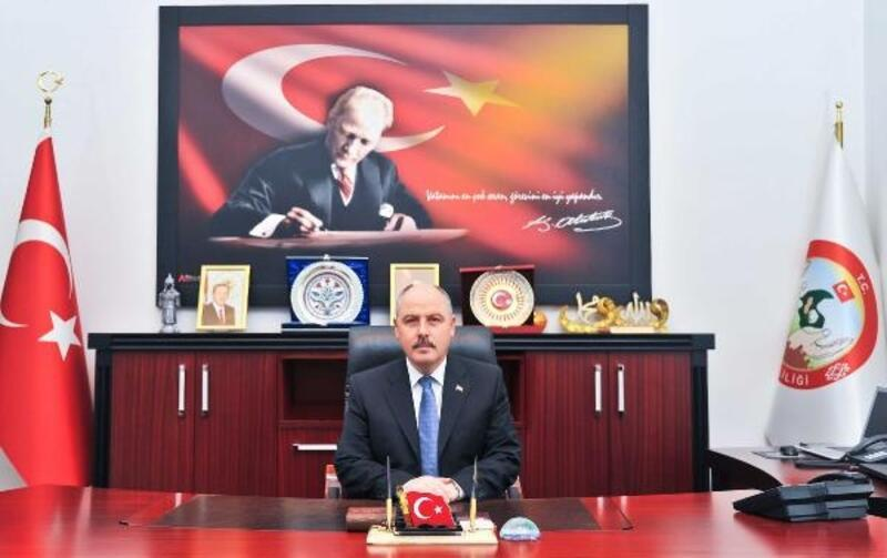 Vali Coşkun, Atatürk'ün Osmaniye geliş yıl dönümünü kutladı