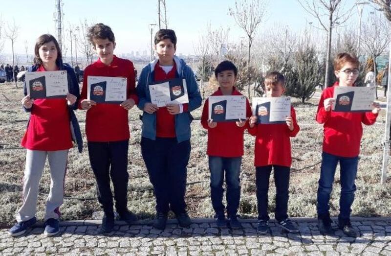 Zeka Şampiyonası'nda Türkiye 5'ncisi oldular