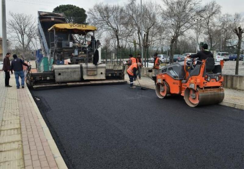 Osmangazi Belediyesi, 2019 yılında 85 bin ton asfalt döktü